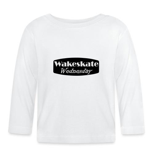 Wakeskate Wednesday - Baby Langarmshirt