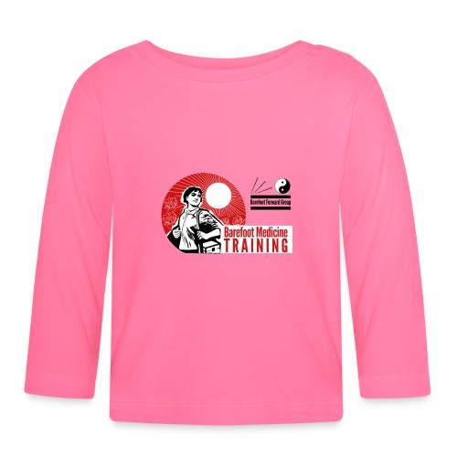 Barefoot Forward Group - Barefoot Medicine - Baby Long Sleeve T-Shirt