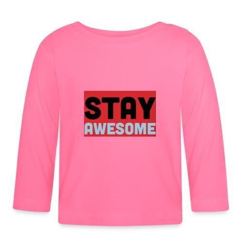 425AEEFD 7DFC 4027 B818 49FD9A7CE93D - Baby Long Sleeve T-Shirt