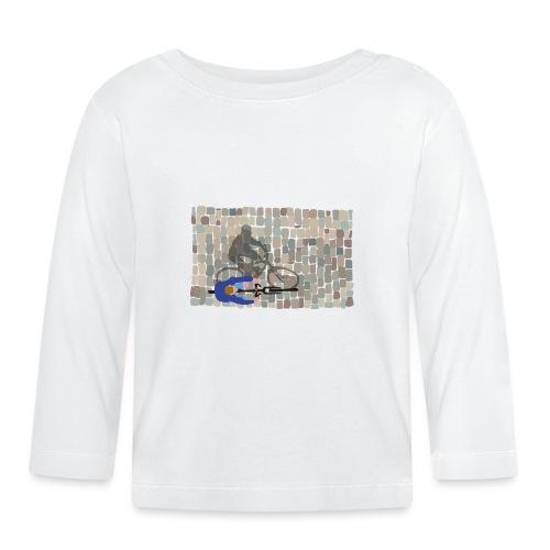 fietser - Baby Long Sleeve T-Shirt