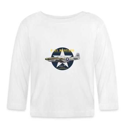 P-51 Little Joe - Baby Long Sleeve T-Shirt