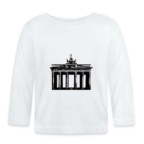 Brandenburger Tor - Baby Langarmshirt