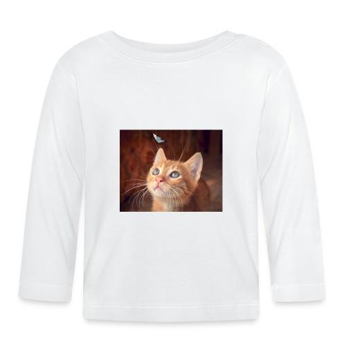 Kätzchen - Baby Langarmshirt
