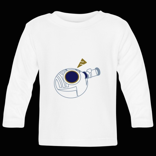 apex mini PRIVAT - Baby Langarmshirt