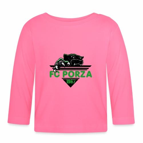 FC Porza 1 - Baby Langarmshirt