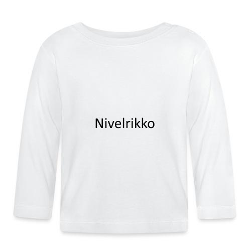 Nivelrikko - Vauvan pitkähihainen paita