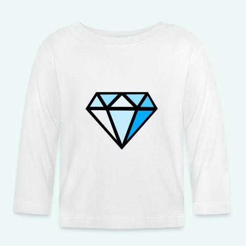 FCTimantti logo ilman tekstia - Vauvan pitkähihainen paita