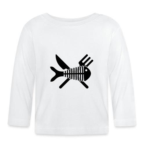Poisson couvert - T-shirt manches longues Bébé