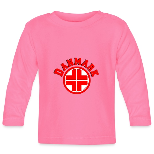 Denmark - Baby Long Sleeve T-Shirt