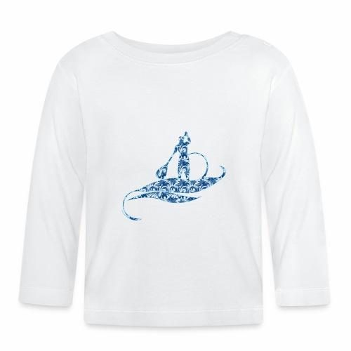 logo jungle style - T-shirt manches longues Bébé