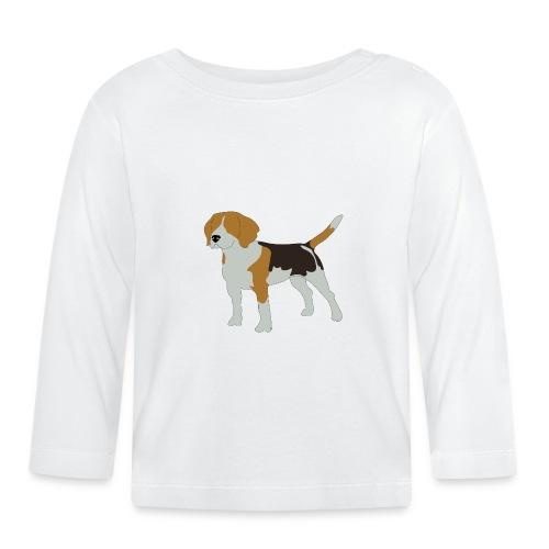 Beagle - Baby Langarmshirt