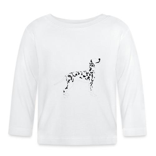 Dalmatian - Baby Langarmshirt
