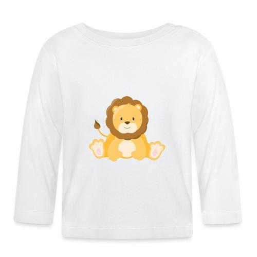 SAFARI Löwe - Baby Langarmshirt