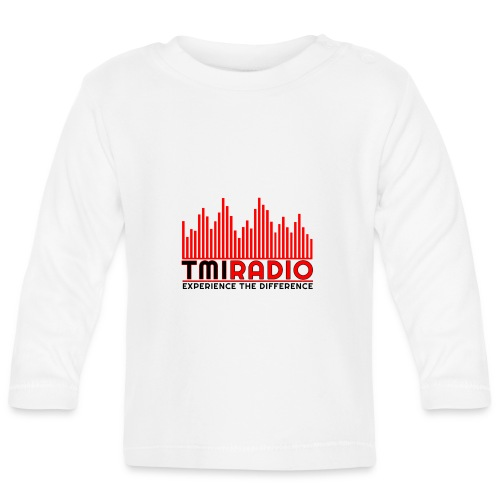 NEW TMI LOGO RED AND BLACK 2000 - Baby Long Sleeve T-Shirt