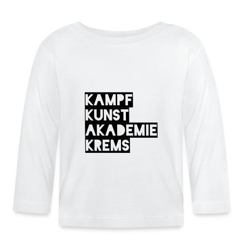 KKA 2016 lifestyle back2 - Baby Langarmshirt