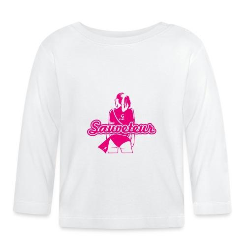 filleevens - T-shirt manches longues Bébé