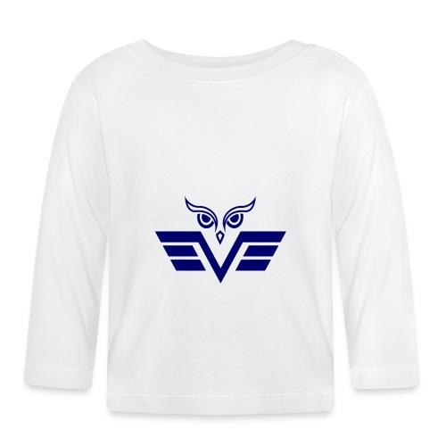 blue owl - Baby Long Sleeve T-Shirt