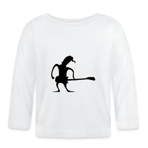 bassman - T-shirt manches longues Bébé