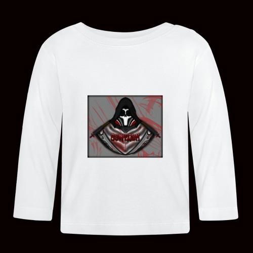 SoWeQDK Reaper ! - Langærmet babyshirt