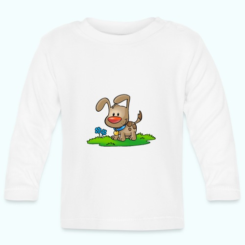 doggy 01 - Baby Long Sleeve T-Shirt