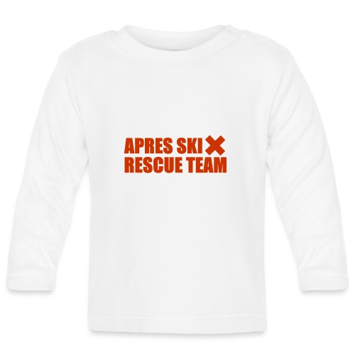apres-ski rescue team - T-shirt