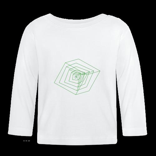 Cubes - T-shirt manches longues Bébé