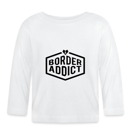 Border Addict - T-shirt manches longues Bébé