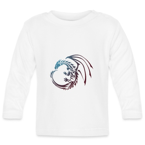color Dragon - Baby Long Sleeve T-Shirt