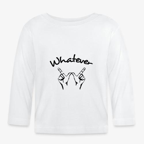Whatever - T-shirt manches longues Bébé