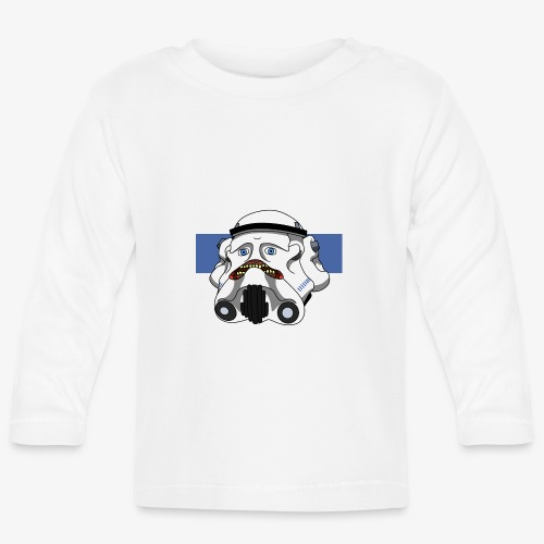 The Look of Concern - Baby Long Sleeve T-Shirt
