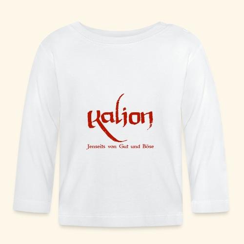 Kalion - Jenseits von Gut und Böse - Baby Langarmshirt