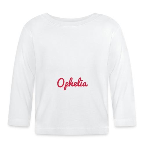 IsurvivedOpheliaWhitered - Baby Long Sleeve T-Shirt