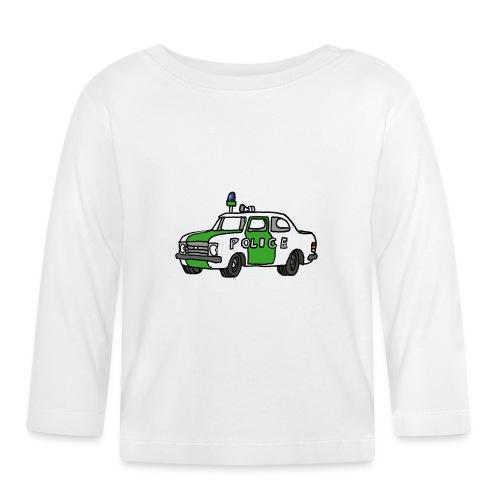 Policecar - Baby Langarmshirt