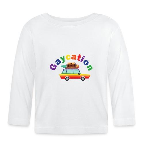 Gaycation | LGBT | Pride - Baby Langarmshirt