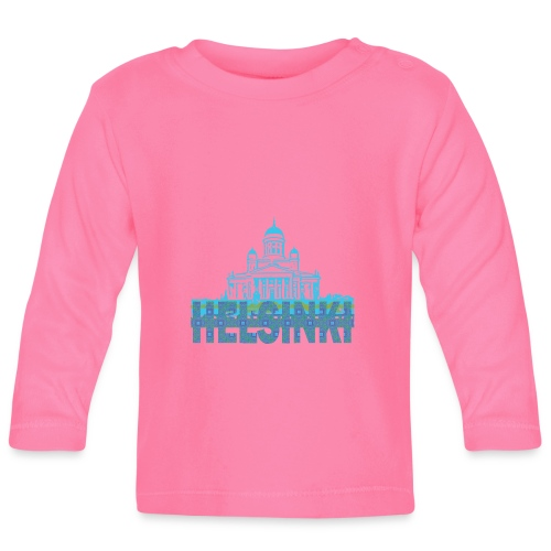 Helsinki Cathedral - Baby Long Sleeve T-Shirt