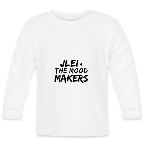 Jlei & The Mood Makers Schriftzug - Baby Langarmshirt