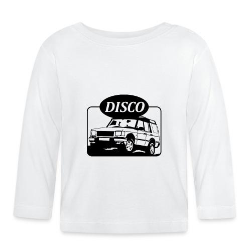 Landie Disco - Autonaut.com - Baby Long Sleeve T-Shirt