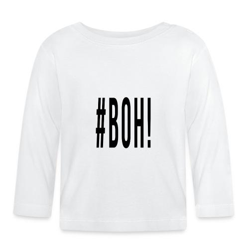 boh - Maglietta a manica lunga per bambini