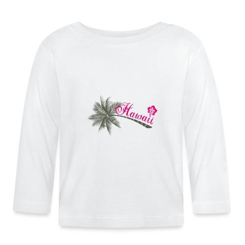 hawaii - T-shirt manches longues Bébé