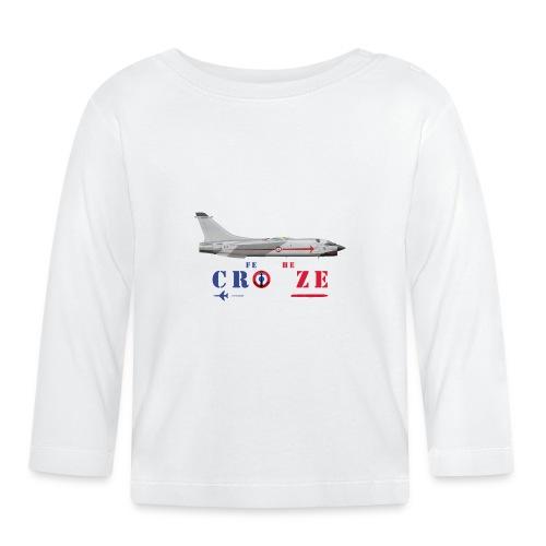 Fear the Crouze - Baby Long Sleeve T-Shirt