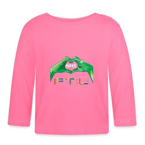 PT:U x NHS - Baby Long Sleeve T-Shirt