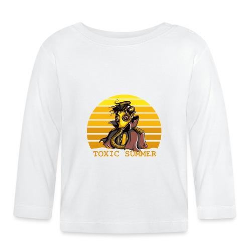 Toxic Summer - Camiseta manga larga bebé