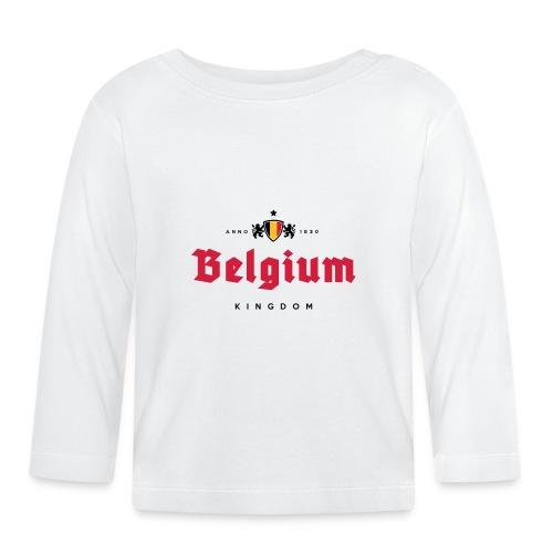 Bierre Belgique - Belgium - Belgie - T-shirt manches longues Bébé