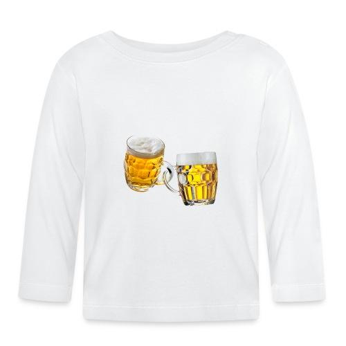 Boccali di birra - Maglietta a manica lunga per bambini