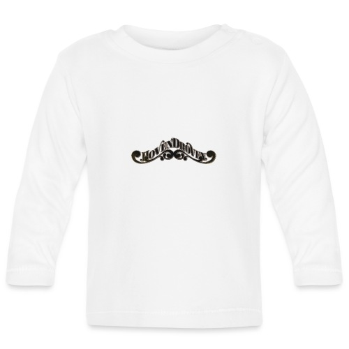 HOVEN DROVEN - Logo - Baby Long Sleeve T-Shirt