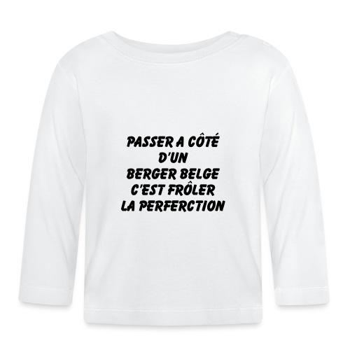 Frôler la perfection - T-shirt manches longues Bébé