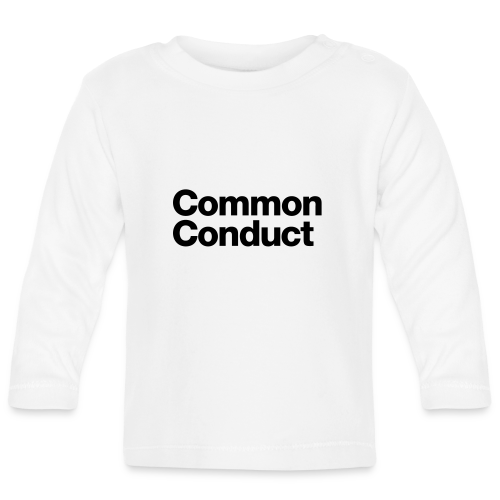 Common Sports - Baby Long Sleeve T-Shirt