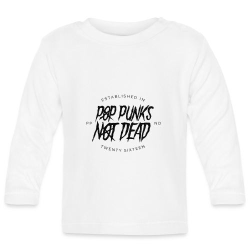 PPND Baseball Tee - Baby Long Sleeve T-Shirt