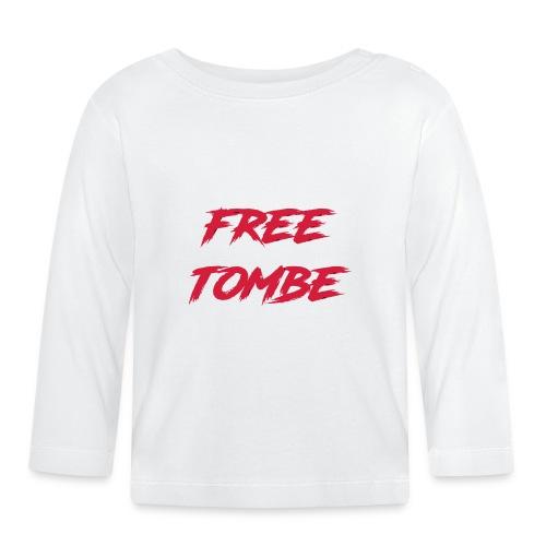 FREE TOMBE AI - Baby Langarmshirt