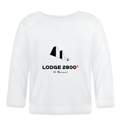 Lodge 2800 - T-shirt manches longues Bébé